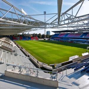 Fotbalový stadion FC Viktoria Plzeň