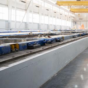 Obsluha nové výrobní linky ELEMATIC
