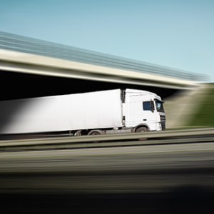 Řidič vnitrostátní kamionové dopravy betonových prefabrikátů