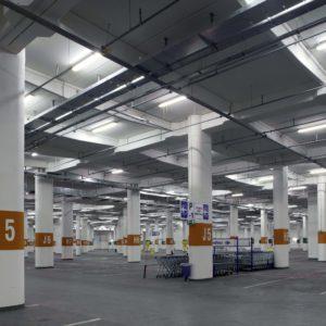 Obchodní centrum Eden Praha 10 – Vršovice